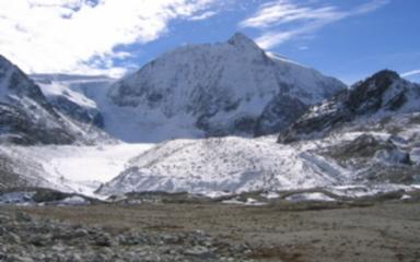 Glacier de Cheillon, Valais, Switzerland