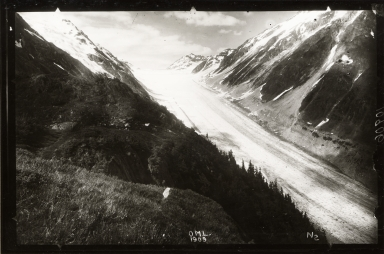 Clara Smith Glacier, Alaska, United States; British Columbia, Canada