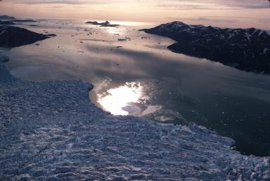 Cornell Glacier, Greenland