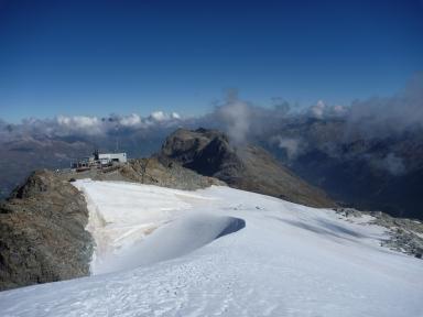 Vadret dal Corvatsch, Graubünden, Switzerland