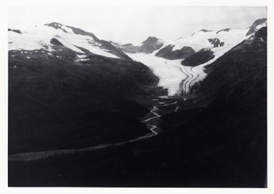 Cotterell Glacier, Alaska, United States