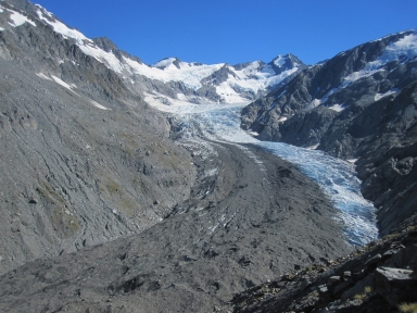 Dart Glacier, New Zealand