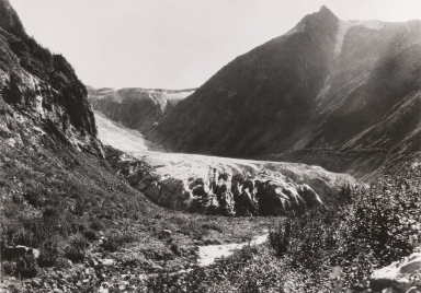 Denver Glacier, Alaska, United States; British Columbia, Canada