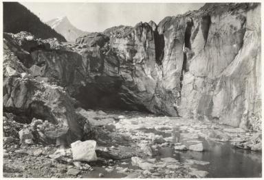 Dirt Glacier, Alaska, United States; British Columbia, Canada