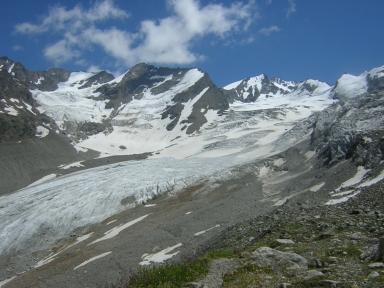 Djankuat Glacier, Kabardino-Balkaria, Russian Federation