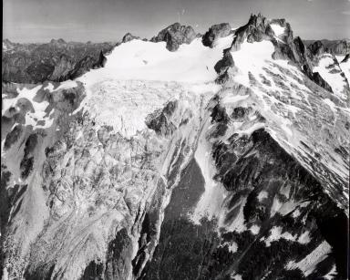 Dome Glacier, Washington, United States