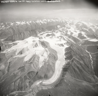 Esetuk Glacier, Alaska, United States