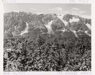 Fallen Glacier, Alaska, United States