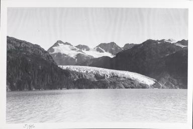 Falling Glacier, Alaska, United States