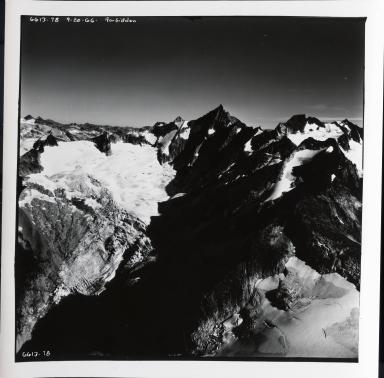 Forbidden Glacier, Washington, United States