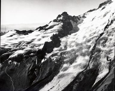 Fryingpan Glacier, Washington, United States