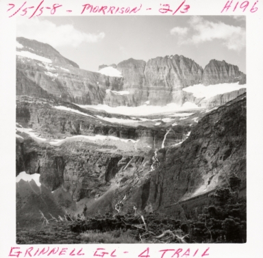 Grinnell Glacier, Montana, United States