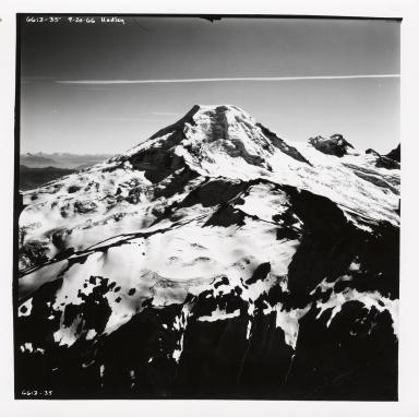 Hadley Glacier, Washington, United States