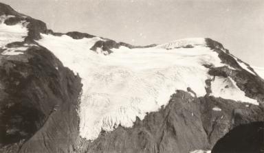 Hanging Glacier, Alaska, United States