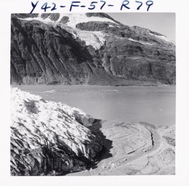 Harriman Glacier, Alaska, United States