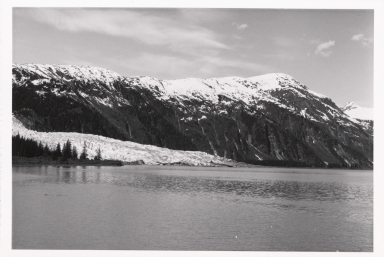 Hole-in-the-Wall Glacier, Alaska, United States