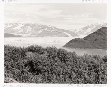 Hubbard Glacier, Alaska, United States