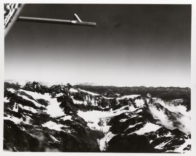 Hubert Glacier, Washington, United States