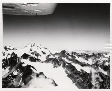 Humes Glacier, Washington, United States