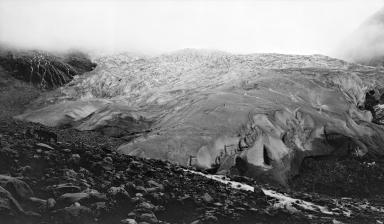 Illecillewaet Glacier, British Columbia, Canada