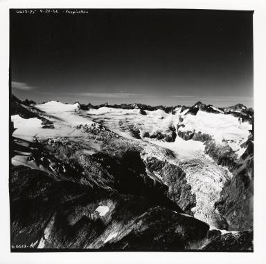 Inspiration Glacier, Washington, United States