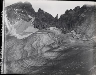 Isabel Glacier, Colorado, United States