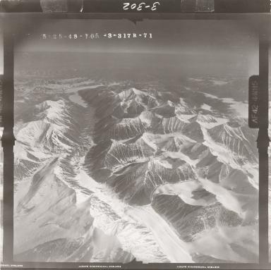 James Robert Glacier, Alaska, United States