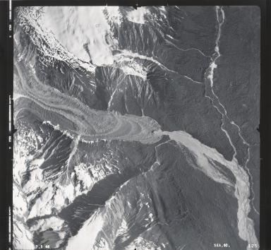 Jarvis Glacier, Alaska, United States; British Columbia, Canada