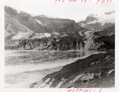 Johns Hopkins Glacier, Alaska, United States