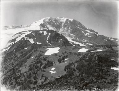 Klickitat Glacier, Mount Adams, Washington, United States