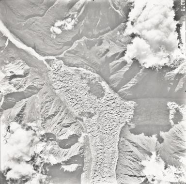 Kuskulana Glacier, Alaska, United States