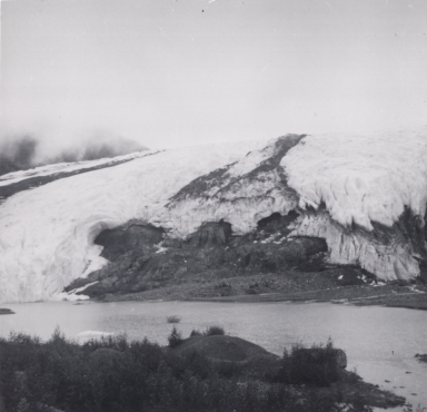 Langdon Glacier, Alaska, United States