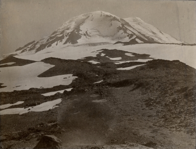 Lava Glacier, Washington, United States