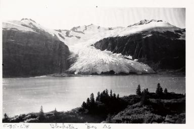 Lawrence Glacier, Alaska, United States
