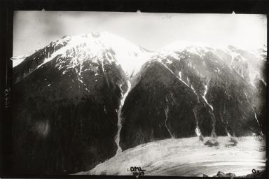 Leduc Glacier, Alaska, United States; British Columbia, Canada