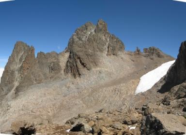 Lewis Glacier, Oregon, United States