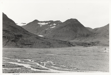 Maynard Glacier, Alaska, United States