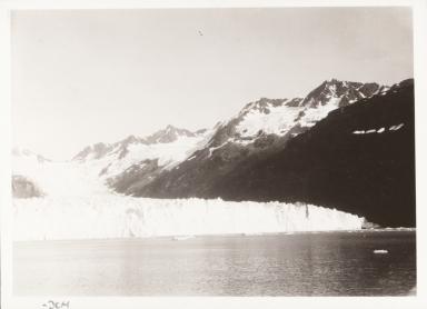 Meares Glacier, Alaska, United States