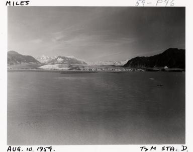 Miles Glacier, Alaska, United States