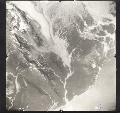 Morse Glacier, Alaska, United States