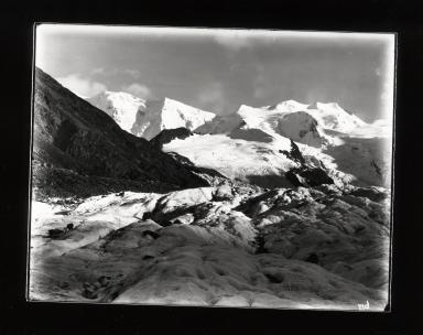 Vadret da Morteratsch, Graubünden, Switzerland