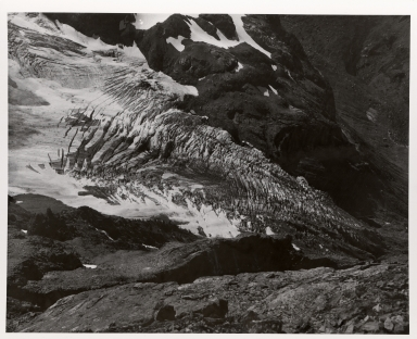 """Mud Glacier,"" Washington, United States"