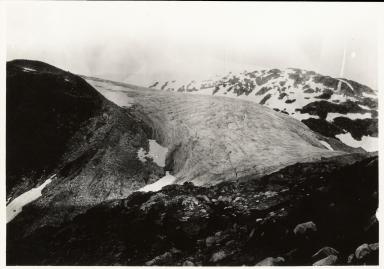 Nelson Glacier, Alaska, United States