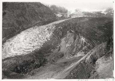 Nisqually Glacier, Washington, United States