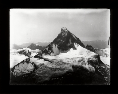 Matterhorn from Ober Gabelhorn, Switzerland