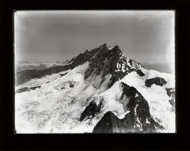 Ober Gabelhorn, Zinal Rothhorn & Weisshorn, Valais, Switzerland