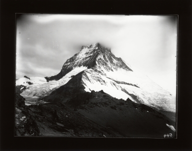 Matterhorn from Hornli Hut, Switzerland