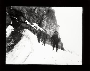 Return from the Matterhorn, Switzerland