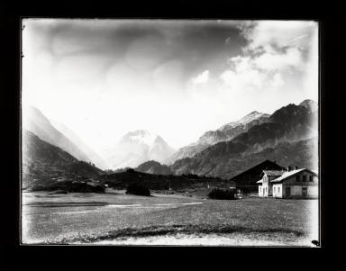 Bregaglia Range, Alps, Graubünden, Switzerland