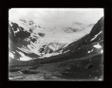 Varder da Fex Glacier, Grisons, Switzerland